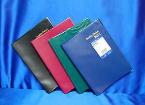 2012 Planner 2012 Month Planner 7 5 X 10 Large Colors Free Next Day Shipping