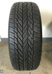 1x P235 55r17 Vogue Custom Built Radial Viii 8 32 Used Tire