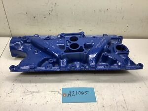Early Production 1963 Ford Fairlane Mustang 260ci 2 Bbl Intake Manifold 2j28
