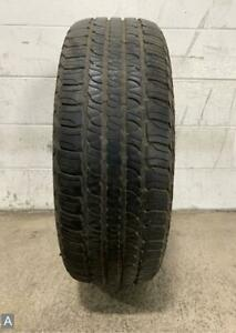 1x P245 65r17 Goodyear Fortera Hl 7 32 Used Tire