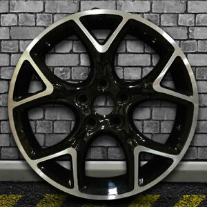 Machined Black Oem Factory Wheel For 2012 2014 Ford Focus 17x7