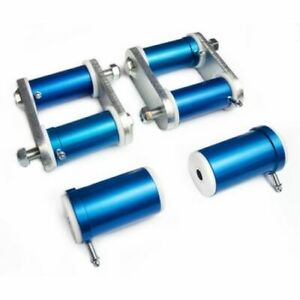 Global West 103sh Del A Lum Bushings And Shackle Kit For 1967 1981 Chevy Camaro