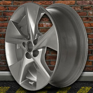 18 Medium Charcoal Wheel For 2012 2014 Toyota Camry By Revolve