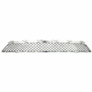 Bumper Replacement Grille Fits 2015 2016 Chrysler 300 bentley Style Premium Fx