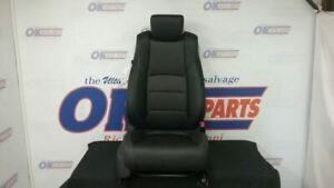 2018 18 Honda Accord Sport Front Right Passenger Seat Black Leather And Cloth