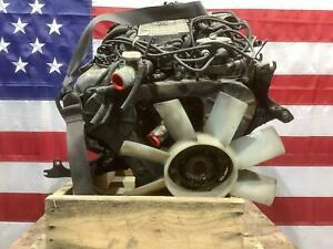87 89 Nissan 300zx Vg30 Non Turbo Engine Motor Assembly Oem Vin 4