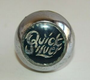 B Vintage Quick Silver Shift Knob