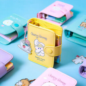 Cute Mini Pu Leather Journals Notebook Illustration Paper Writing Diary 4 x3