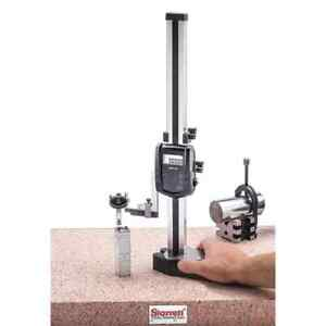 Starrett Digital Electronic Height Gage 3752 12 300 12 300mm New Discontinued