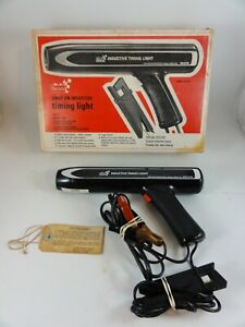 Sears Inductive Timing Light Vinage 244 2178 With Box