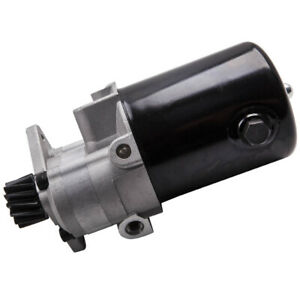 Power Steering Pump Fits Mf 275 255 175 523092v91 505341m91 Tractor Replaces