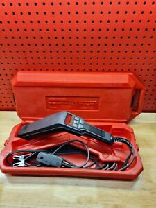 Snap on Mt 2261a Computerized Tach advance Timing Light W case