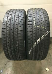 2x P225 50r17 Michelin Energy Saver As 8 32 Used Tires