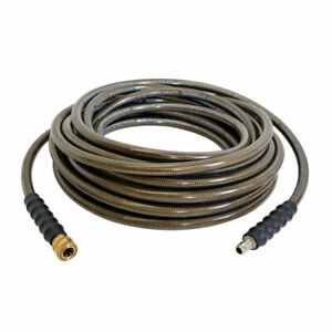 Simpson 41028 Pressure Washer Hose 3 8 X 50 4500 Psi Cold Water