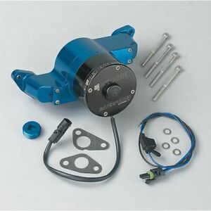Meziere Wp111bhd Water Pump Electric 42 Gpm For Ford Jeep Lincoln Mercury New