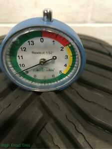 1x P235 60r18 Michelin Crossclimate 2 9 32 Used Tire