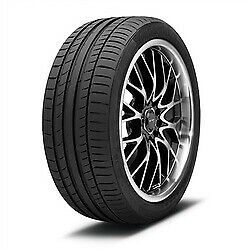 245 40r17 91w Con Sport Contact 5 Mo Fr Tire Set Of 4