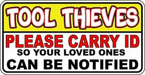 117 Funny Tool Box Sticker Compatible With Snap On Matco Craftsman Husky