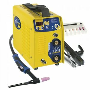 Gys Tig 160 Dc Lift 160a 230v Inverter Wig Welding Power Supply Accessories