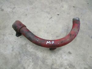Ih Farmall Md Air Intake Pipe Assembly Antique Tractor