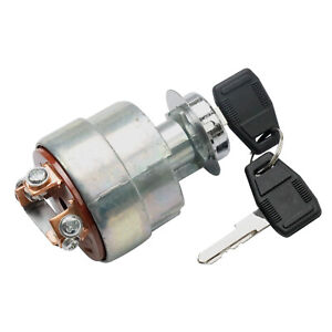 Truck Ignition Switch With Keys For Mitsubishi Forklift 91204 17400 91205 14900