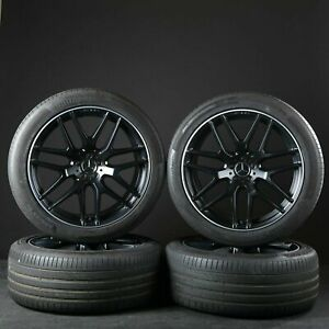 22 Inch Mercedes Amg Gle 63 Coup C292 Summer Wheels A2924012400 A2924012500