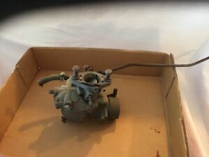 Zenith Carburetor For Parts Or Rebuild