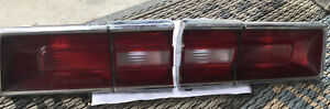 1968 Plymouth Fury Passanger And Driver Side Tail Lights