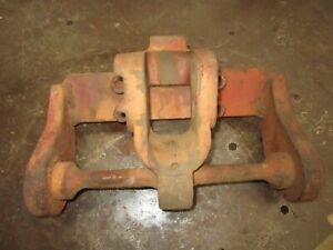 Ih Farmall 574 674 784 Top Link Draft Control Bracket 527229r91 Antique Tractor