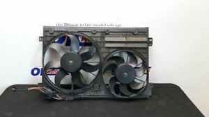 13 17 Vw Volkswagen Passat 1 8l Radiator Engine Cooling Fan Assembly