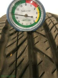 2x P245 75r16 Toyo Open Country A31 10 32 Used Tires
