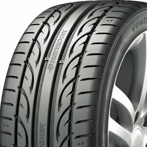 1 new 265 35zr18 Xl Hankook Ventus V12 Evo 2 97y Performance Tires 1015417