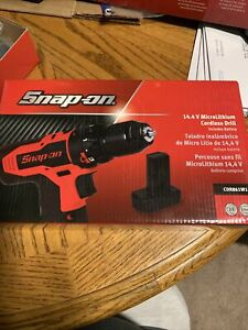 Snap On 14 4 Drill