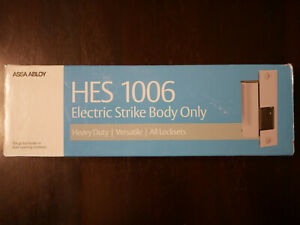 Assa Abloy Hes 1006 Electric Strike Body Only New Sealed In Box