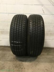 2x P235 70r16 Provider Entrada H T 11 32 Used Tires