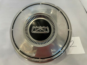 Ford Hub Center Cap Poverty Dog Dish 10 1 2 Oem 1967 1968 1969 1 Of 3 2