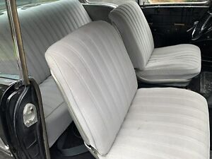 Front Buckets And Rear Seats Gto Chevelle 1964 1965