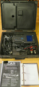 Original Hp Z1090a Gm Tech 2 Diagnostic Scanner Scan Tool With Case And Booklet