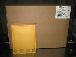 250 0 Ecolite Kraft Bubble Mailers 6 5 X 10 W Free Shipping New Price