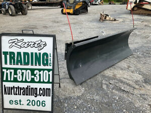 2016 Bobcat 84 Hydraulic Angle Snow Blade For Skid Steer Loaders