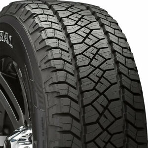 1 new Lt235 75r15 General Grabber Atx 104 101s C 6 Ply Tires 4508390000