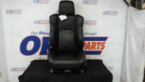 2016 Dodge Charger Hellcat Srt Driver Left Front Bucket Seat Black Leather Oem