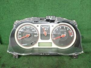 H19 Notebook Dba e11 Speedometer Assy Genuine Part Number 24820 1v17a Hr15de 2wd