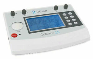 Richmar Quattro 2 5 Professional Electrotherapy Device Dq8450 New Generation