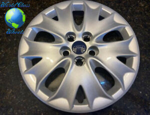 1 Oem 2013 16 Ford Fusion 16 Wheel Cover Hubcap 7063 ds7c 1130 axa Like New