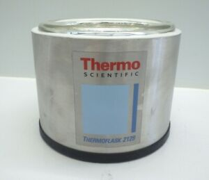 Thermo Scientific Thermoflask 2129 Benchtop Liquid Nitrogen Container 1l