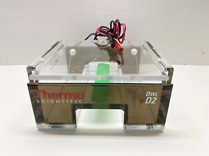Thermo Scientific Owl D2 Electrophoresis System With Warranty