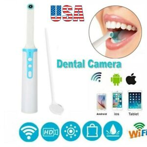 Oral Dental Wifi Intraoral Camera Endoscope Hd Wireless Led Photo Shoot Android