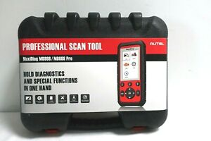 Autel Maxidiag Md808 Professional Scan And Diagnostic Tool
