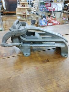 Vintage French Fry Cutter The Weston Co Works It s A Beast